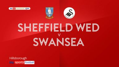 Sheff Wed 0-2 Swansea