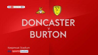 Doncaster 0-3 Burton