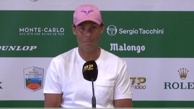 Nadal: I was not worried
