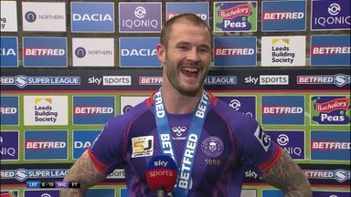 Hardaker happy with performances