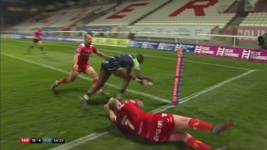 McGillvary continues superb try-scoring form!