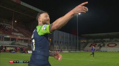 Should McQueen's try have counted?
