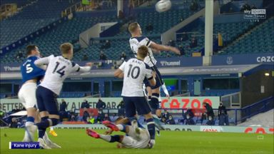 Kane injury mars Spurs draw