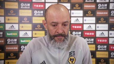 Nuno: We won't take Sheff Utd for granted