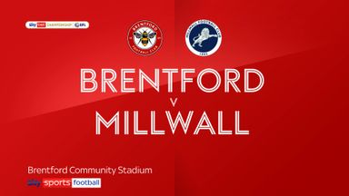 Brentford 0-0 Millwall