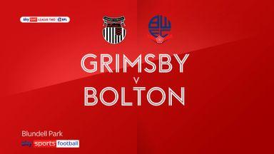 Grimsby 2-1 Bolton