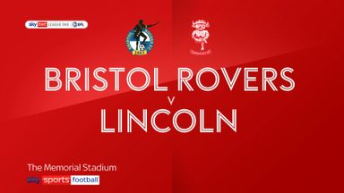 Bristol Rovers 0-1 Lincoln