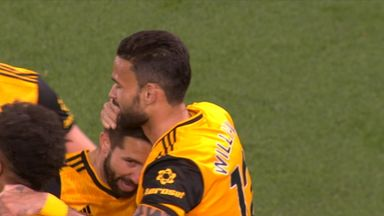 Willian Jose scores his first Wolves goal! (59)
