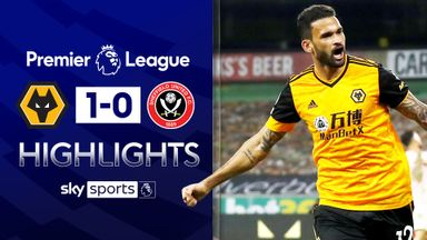 Willian Jose seals Sheff Utd's relegation