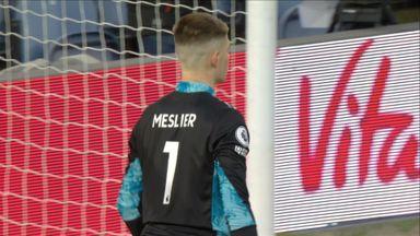 Thiago tests Meslier (5)