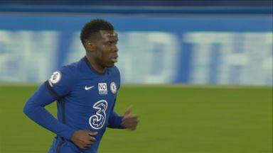 Sanchez denies Zouma (21)