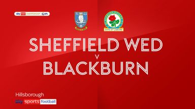 Sheffield Wed 1-0 Blackburn