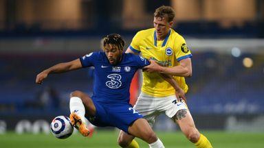 HT Chelsea 0-0 Brighton