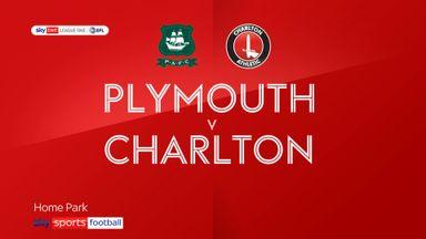 Plymouth 0-6 Charlton