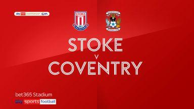 Stoke 2-3 Coventry