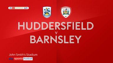 Huddersfield 0-1 Barnsley