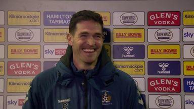 Lafferty happy to extend Killie deal