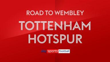 Tottenham - Road to Wembley - Carabao Cup 2020/21