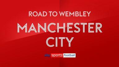 Man City - Road to Wembley - Carabao Cup 2020/21