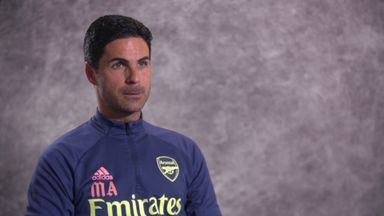 Arteta: Football belongs to the fans