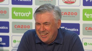 Everton in Super League? Ancelotti's slip of the tongue!