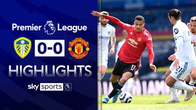 Leeds hold Man Utd at Elland Road