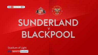 Sunderland 0-1 Blackpool