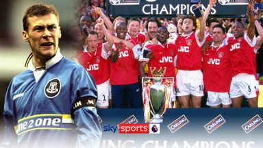 PL Vault | Arsenal 4-0 Everton (1998)