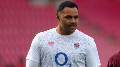 Jones: Age not a factor in Billy Vunipola omission