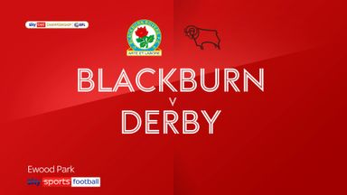 Blackburn 2-1 Derby