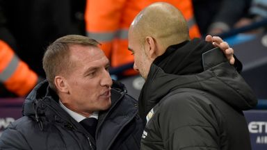 Rodgers: Man City deserve title