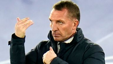 Rodgers: Top four will be tight