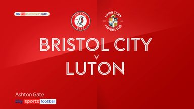 Bristol City 2-3 Luton