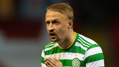 'Griffiths should get a new Celtic deal'