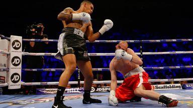 Conor Benn's best KOs