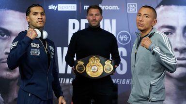 'Vargas fight toughest of Benn's career'