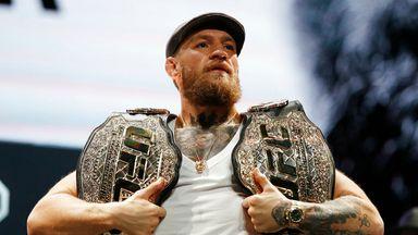 McGregor's best mic moments!