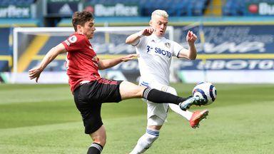 HT Leeds 0-0 Man Utd