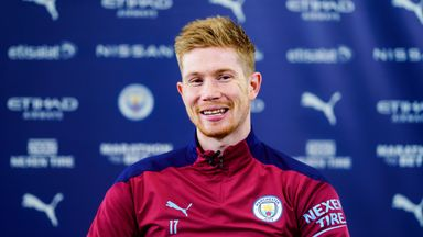 De Bruyne: Man City feels like home