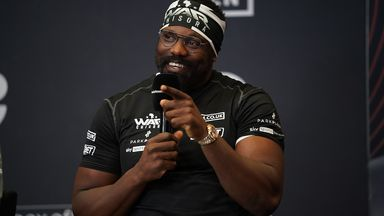Chisora: I'll make Parker retreat