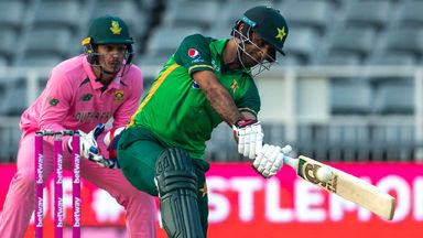 Highlights: Fakhar's 193 in vain for Pakistan