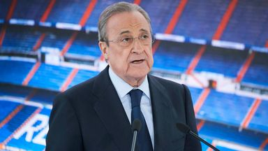 Perez: We're doing this to save football