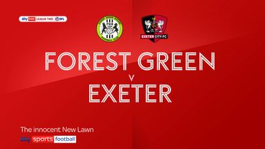 Forest Green 0-0 Exeter