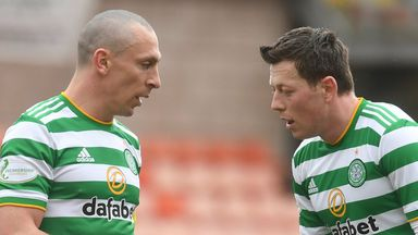 Mulgrew: Celtic will miss Brown, McGregor can replace him