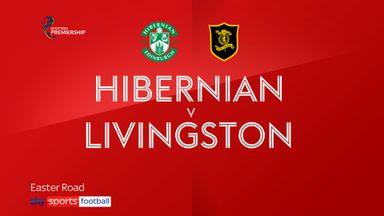 Hibernian 2-1 Livingston