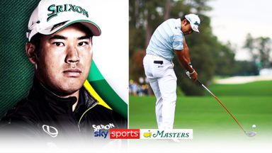 Round of the day: Matsuyama's 65