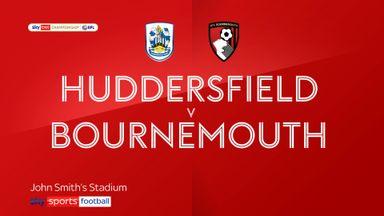 Huddersfield 1-2 Bournemouth