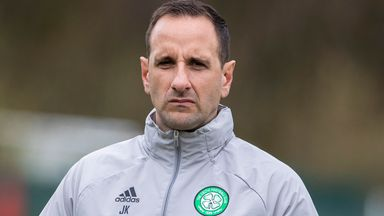 Kennedy tight-lipped on next Celtic boss