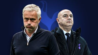 Redknapp: Levy and Jose an odd couple