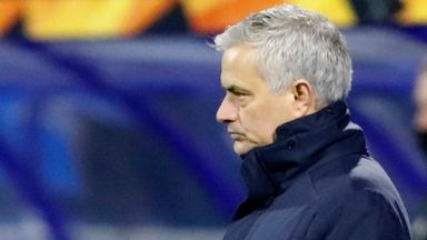 'The pressure is on struggling Jose'